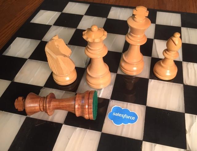 SalesforceStrategy