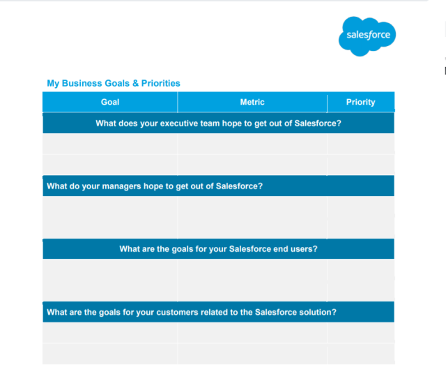 SalesforcePriorityWorkSheet2019